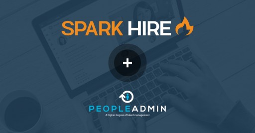Spark Hire and PeopleAdmin Partner to Bring Hiring Efficiencies to Higher Education