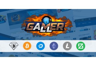 GamerAll Supported Cryptocurrencies