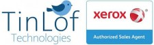 TinLof is the authorized retailer of Xerox technology for most of South Florida.