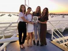 Sullivan Community Developers Accepting the Award
