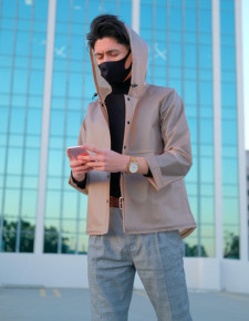 VForce Collection by new designers space Jackets