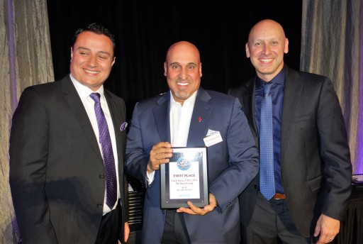 Lou Fuoco, CPA, CEPA, CVB, Receives Best Accountant Award From Palm Beach Post
