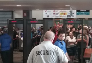 Metal Defender Walk Through Metal Detectors