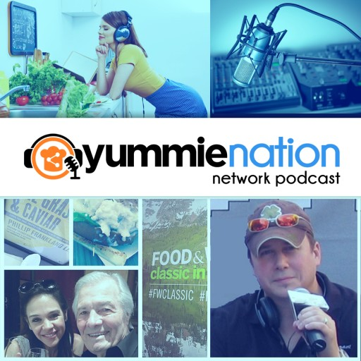 Announcing the Yummie Nation Network Podcast at the Food & Wine Classic in Aspen 2016
