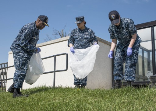Navy Celebrates Global Presence for Earth Day 2018