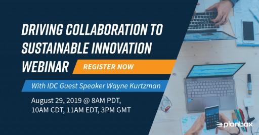 Driving Collaboration to Sustainable Innovation Webinar
