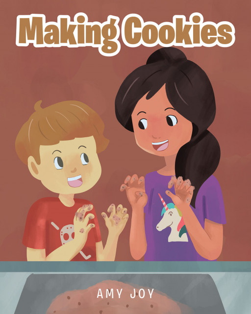 Amy Joy's New Book, 'Making Cookies', Shares a Delightful Tale About Enjoying Time Spent Baking Delicious Cookies