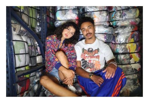 Used Clothing Warehouse Launches LA Vintage Clothing Brand