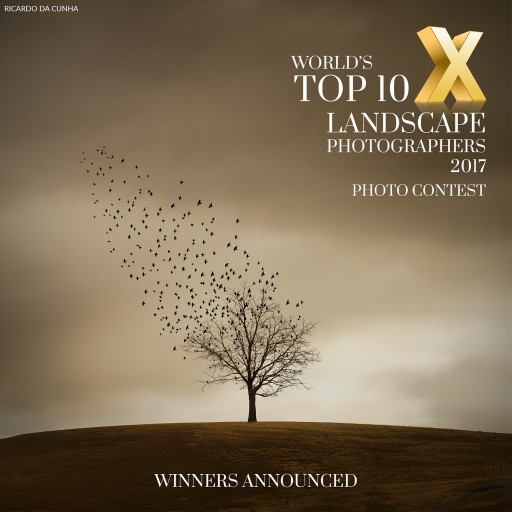 One Eyeland Unveils World's Top 10 Landscape Photographers 2017