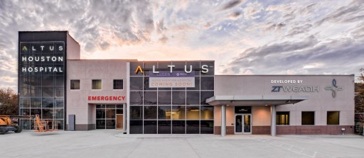 ZT Wealth Launches New Southwest Houston Altus Hospital Location