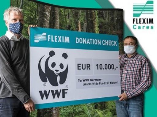 FLEXIM Cares for a Better World