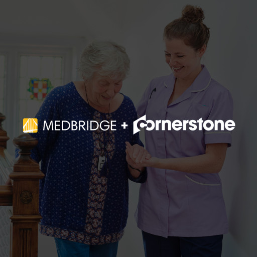 Cornerstone Teams Up With MedBridge to Provide Effective, Engaging Compliance Training