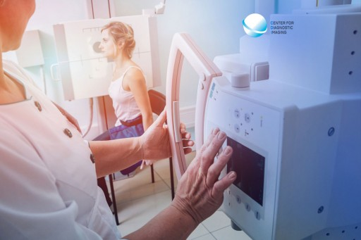 The Center for Diagnostic Imaging Explains the Role of Digital Mammography in Detecting Abnormalities at an Early Stage
