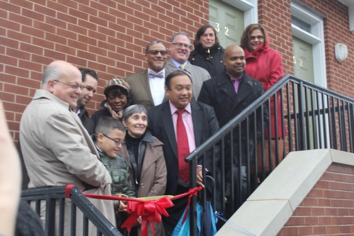 The Michaels Organization, Jersey City Housing Authority Hold Ribbon-Cutting Ceremony for Glennview Townhouses II