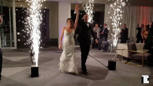 Wedding Special FX Creates An Incredible Visual Moment