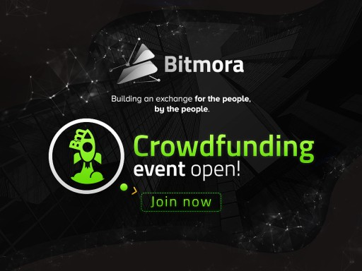Innovative Cryptocurrency Exchange Bitmora Launched Crowdfunding Campaign This December