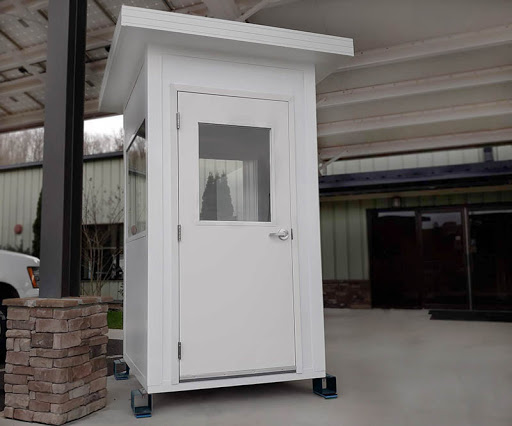 Panel Built, Inc  Now Offering In-Stock Guard Houses and