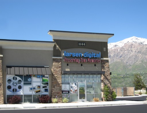 Larsen Digital Now Offers an Orem Utah Drop Off Lcoation