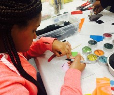 Youth Class at Celebration Art Glass