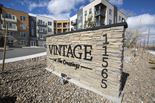 Reno-Based Greenstreet Companies and Vintage Housing Announce the Completion of Vintage at the Crossings Senior Affordable Apartments