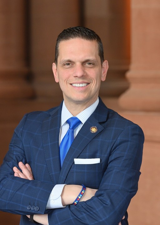 IBCCES Appoints New York Assemblyman Angelo Santabarbara to Executive Board