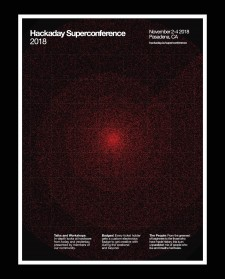 Hackaday Superconference 2018 Poster