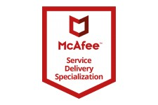 McAfee Service Delivery Specialization