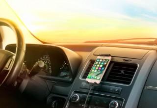 Drive Sleek with iPhone
