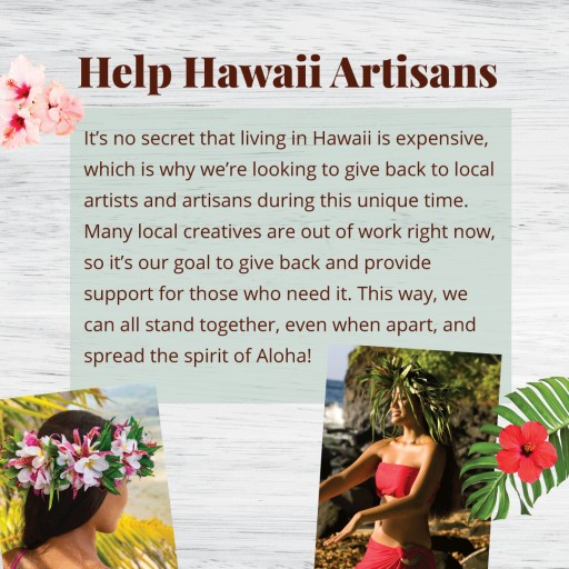 Hawaii-Based Skincare Brand, Hanalei, is Launching a Campaign to Help Local Artisans