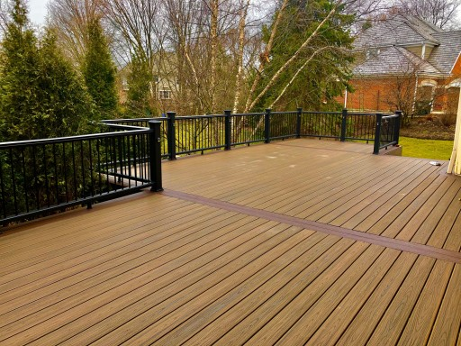 Platinum Decking: Chicago's New Deck Builder - Trex Deck Chicago