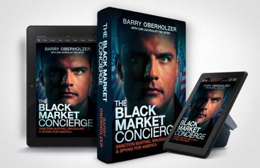 """Publication of the Long Awaited """"The Black Market Concierge"""" by Barry Oberholzer"""