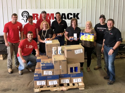 Ram Jack Oklahoma & Arkansas is Keeping Local School Close to Their Hearts