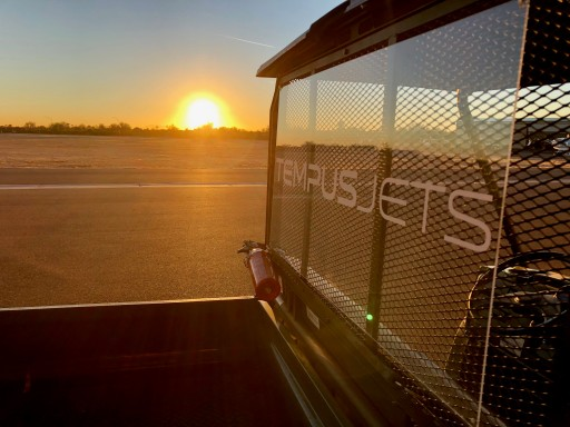 Tempus Jets Reallocates the Scottsdale Maintenance Facility to Falcon Field Airport to Optimize Customer Service for the Arizona Area