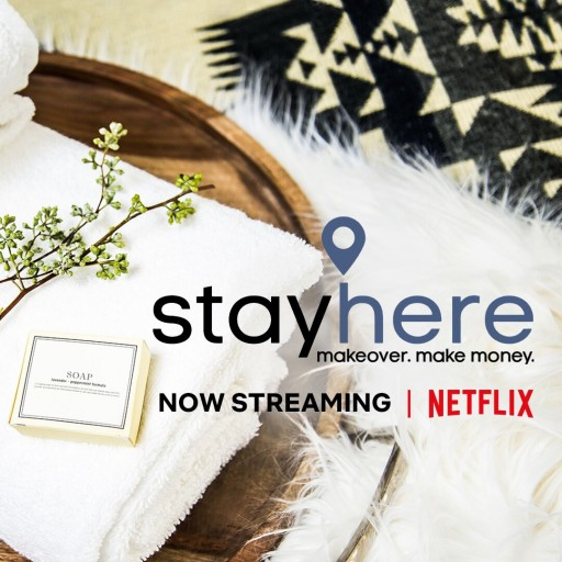 Lodgify Features as Industry Experts in New Netflix Vacation Rental Series 'Stay Here'
