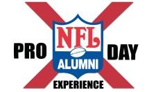 NFL ALUMNI PRO DAY EXPERIENCE