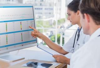 QUARC Secure Messaging Platform for Clinicians