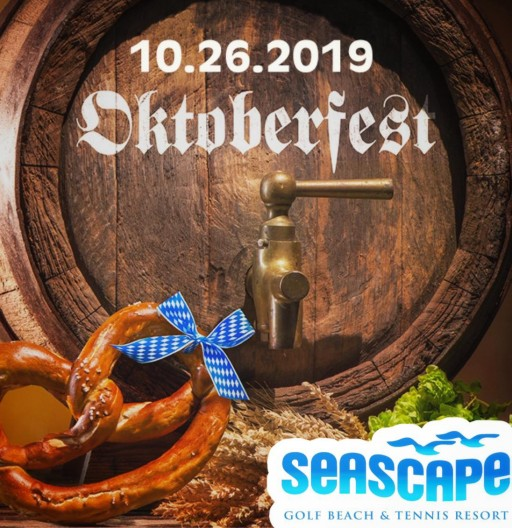 1st Annual Oktoberfest at Seascape Resort - Extreme Festivals & Events Teams With Seascape, Featuring the Swinging Bavarians