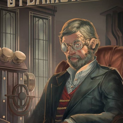 Eric R. Asher Releases Steamsworn, Final Book in His Steampunk Trilogy