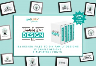 The Family Tree Design Kit