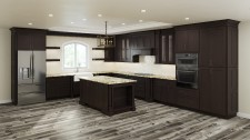 Another Beautiful CGI Design by Walcraft Cabinetry