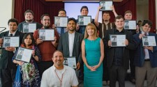 Jane Seymour Celebrates Exceptional Minds Class of 2018