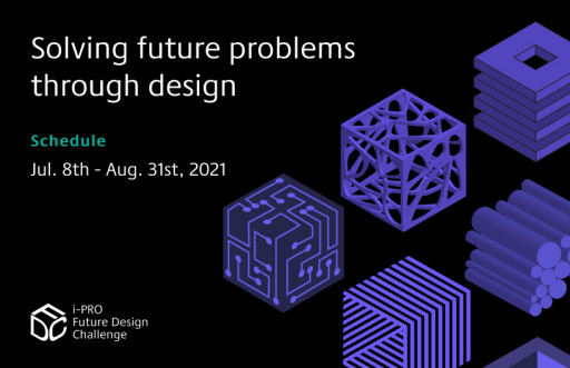 btrax and i-PRO to Launch a Global Design Competition Called 'i-PRO Future Design Challenge' to Solve Future Problems Through Design