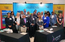USVI Delegation at Caribbean Hotel and Resort Investment Summit in Miami, Florida