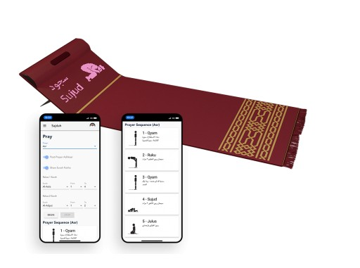 Thakaa Technologies Prepares to Launch a Groundbreaking Product, 'Sajdah,' the World's First Smart Educational Prayer Rug