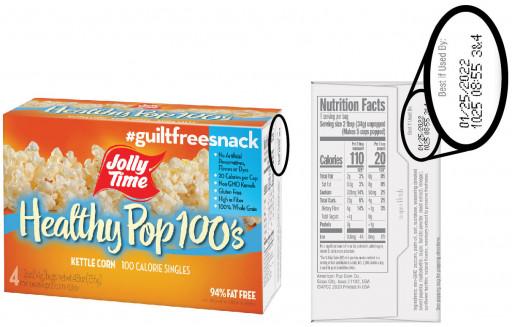 Healthy Pop Kettle Corn 100's