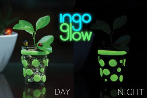 Ingo Glow Takes Moldable Plastic to the Next Level With a Glow in the Dark Version