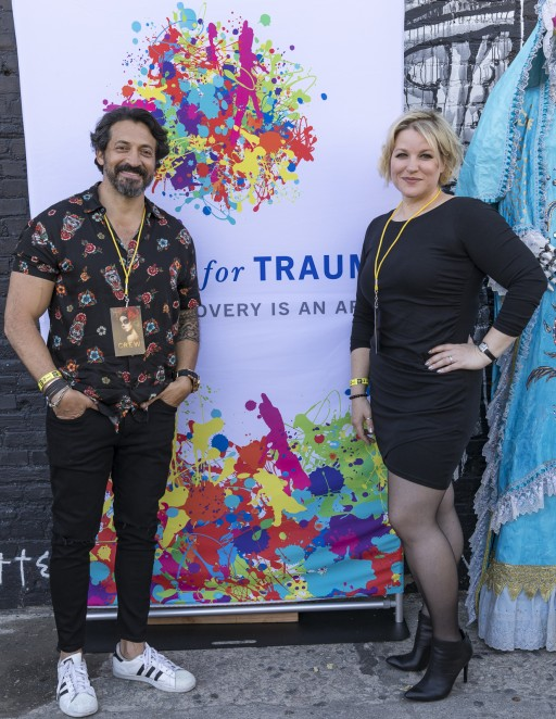 Las Catrinas Event Benefiting Artists for Trauma is a Huge Success