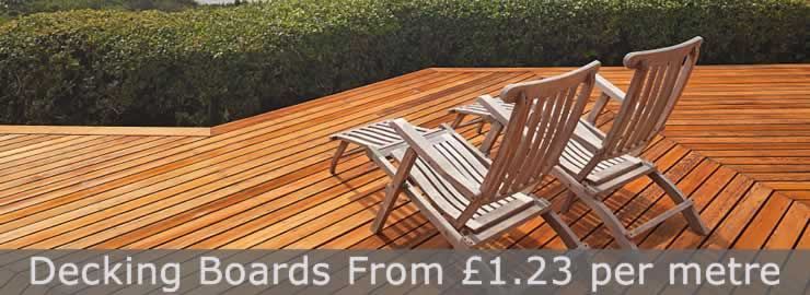 Additional Images & Savoy Timber Introduce Decking Kits To The UK Market   Newswire