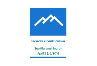 Western Grants Forum 2018