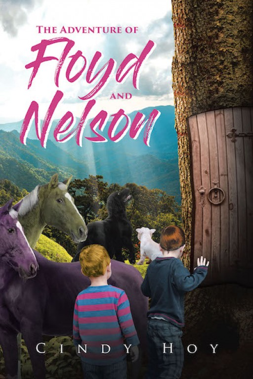 Cindy Hoy's New Book 'The Adventure of Floyd and Nelson' Shares the Awe-Inspiring Adventure of Two Brothers to Gather a Powerful Armor of God